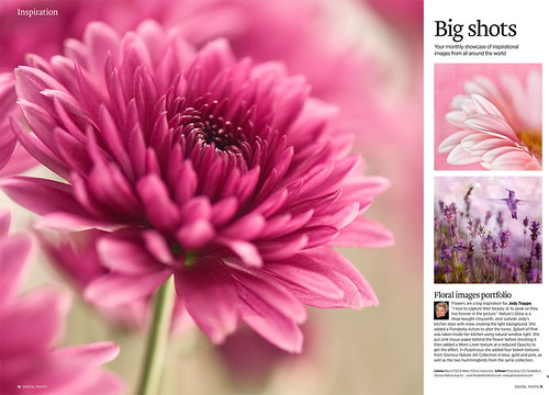 Featured in Digital Photo Magazine
