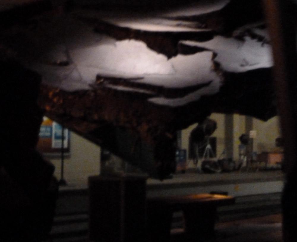 Universal Studios Tour Катастрофа в метро 1