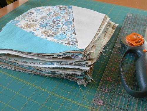 Jenny: Wedding Quilt Progress