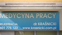 Specjalistyczne gabinety lekarskie medycyny pracy