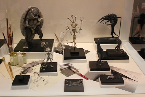 Frankenweenie touring exhibit