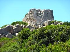 La tour de Santa Manza