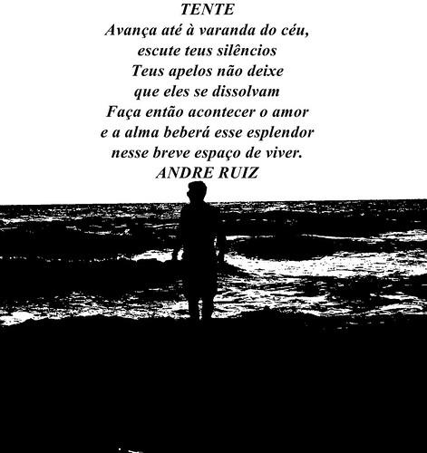 TENTE by amigos do poeta