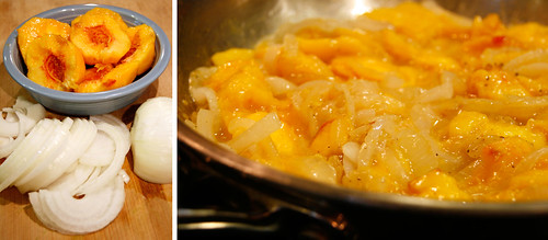 Peach Chutney, photo by Lady Smokey