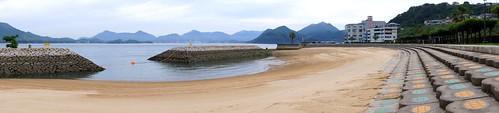 すなみ海浜公園 南ビーチ2