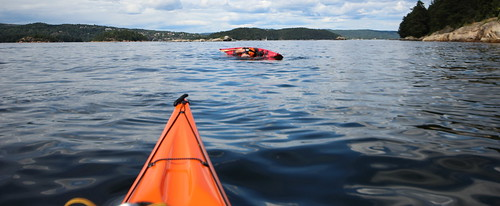 Hurum - Hyggen Holmsbu Mølen Sætre #paddling #camping by @heidenstrom