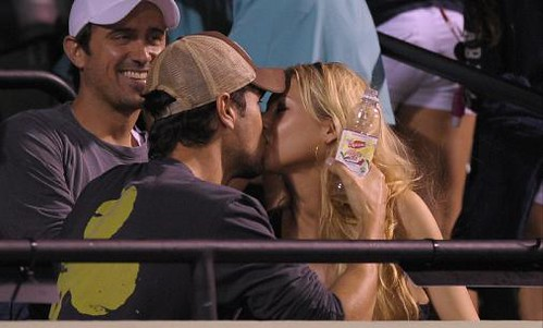 Anna Kournikova and Enrique Iglesias are married