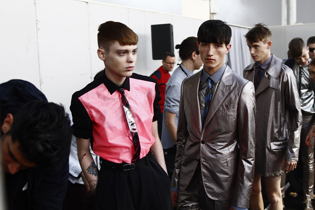 2012_07_01 Lanvin SS 13 Menswear Show Backstage - Paris Mens Fashion Week - Hypebeast Exclusive - Tuukka Laurila - 15
