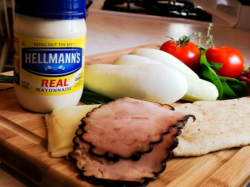 Keeping it Fresh, Local and Real with Hellmann's Mayo!