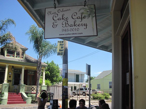 Cake Cafe. Photo by George Ingmire