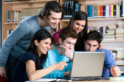 Online group study
