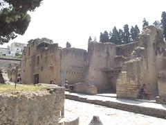 Herculaneum  - Cardo V Superiore