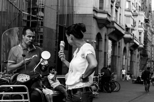 Lekker ijsje? by Pascal Maramis