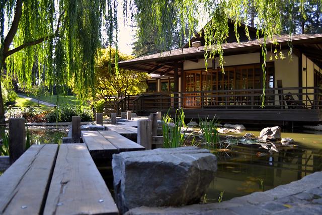 San jose japanese friendship garden flickr photo sharing for Japanese koi garden san jose