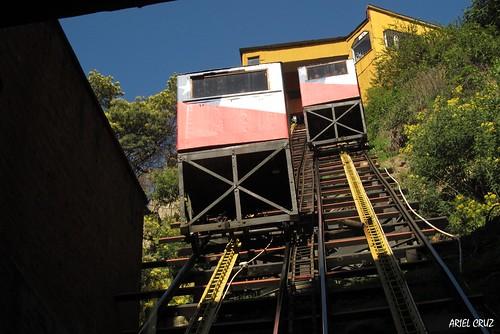 365-133 | Valparaíso - Ascensor Concepción / Concepcion Lift | Pruébame - Test Me