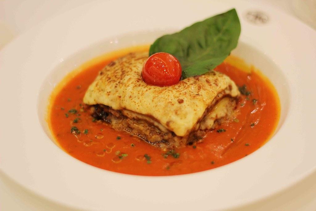 TWG Lasagna