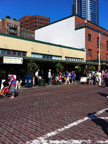 Pike Place Market - Starbucks