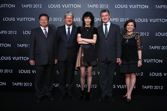 Hung-Ming Lin, Yves Carcelle, Maggie Cheung, Jean-Baptiste Debains, Anita Yang 1