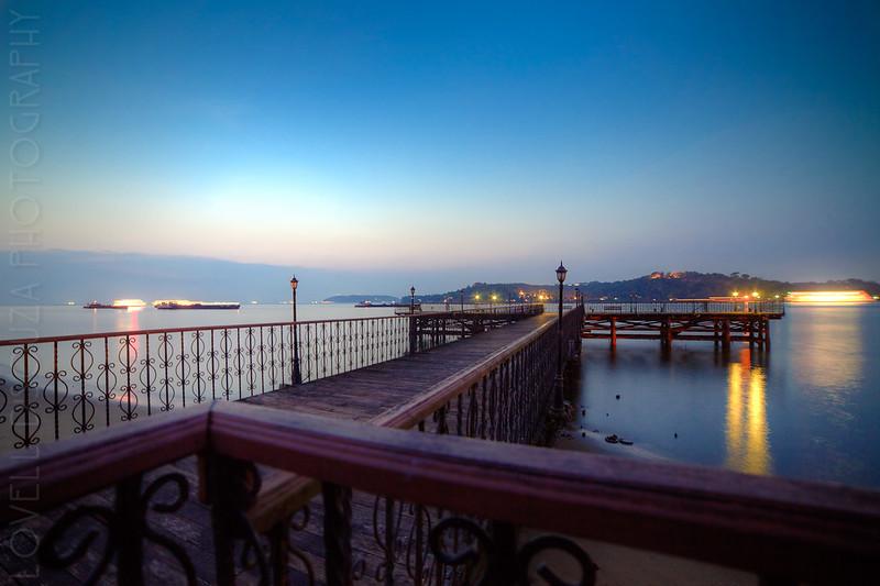 The Panjim Pier