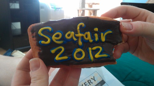 Garrett really loves Seafair by christopher575