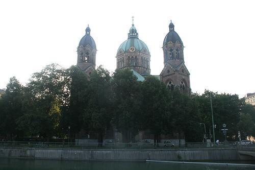 Sankt Lukas München