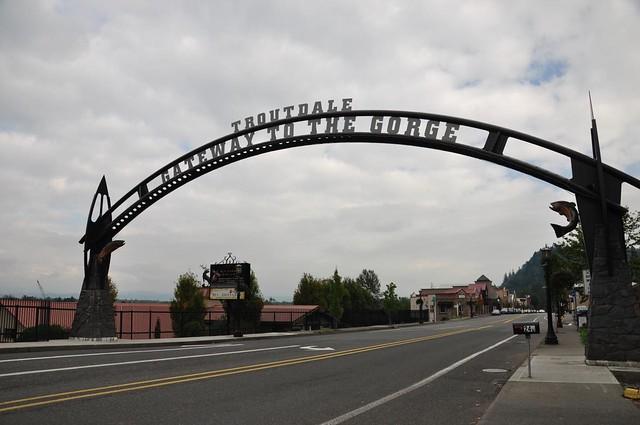 Centennial Arch