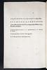 Colophon in Aristophanes: Comoediae novem [Greek]