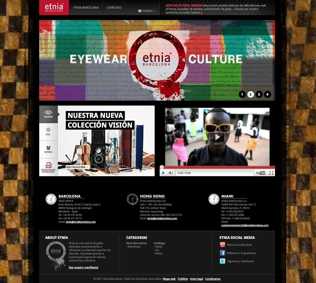 Etnia Barcelona | Home page