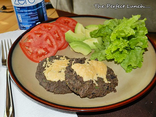 Black Bean Burger (7)