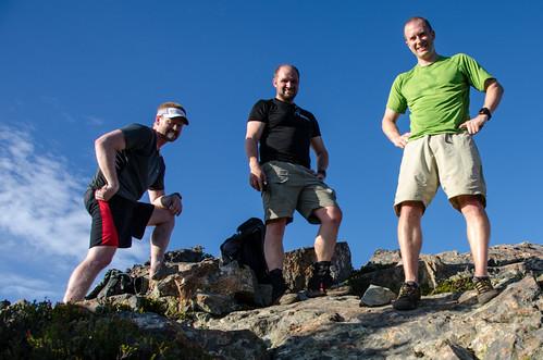 Tinkham Summit Crew