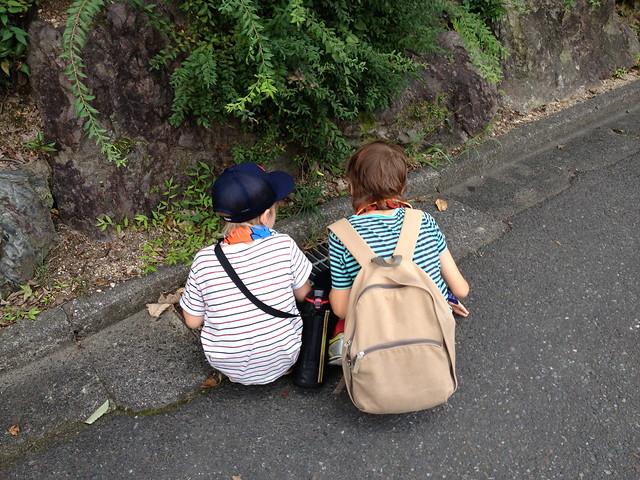 higashiyama zoo: natsuyasumi
