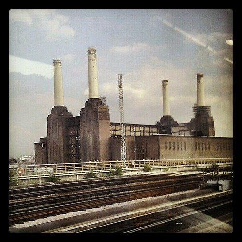 Instagram Battersea Power Station by PhotoPuddle