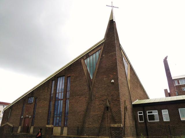 Blessed St John Duns Scotus, Gorbals