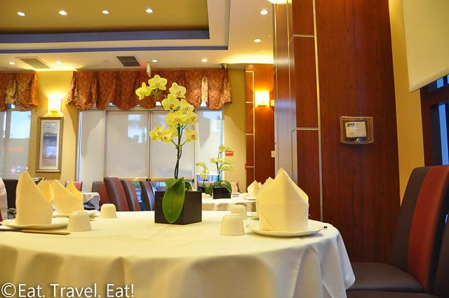 Lunasia Chinese Cuisine- Alhambra, CA: Interior