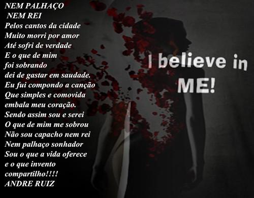 NEM PALHAÇO NEM REI by amigos do poeta