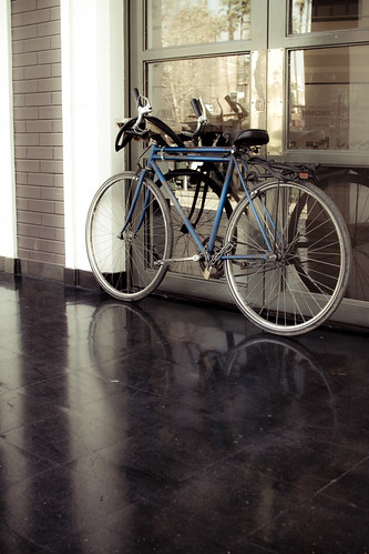 La bici del suplementero