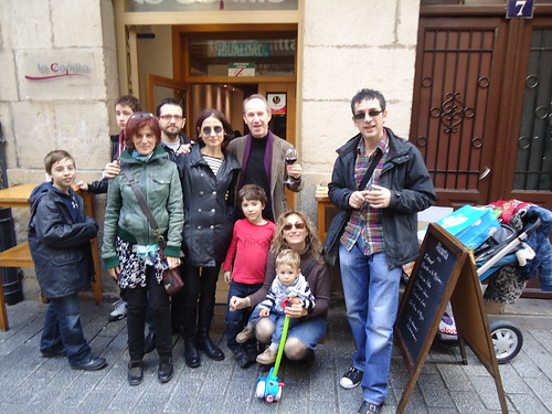 Logroño | La Segunda Taberna | Grupo