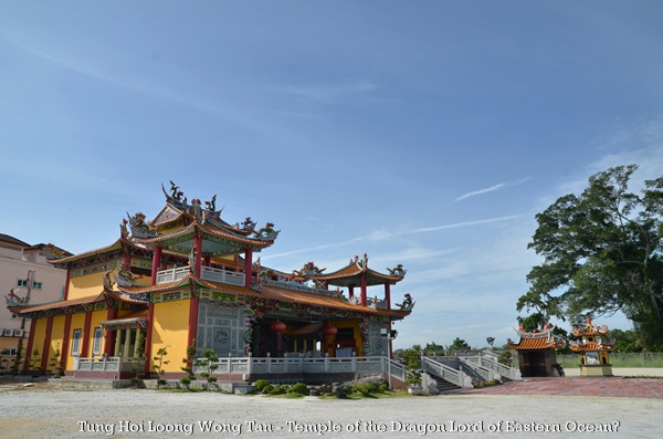 Dragon Lord Chinese Temple @ Teluk Intan