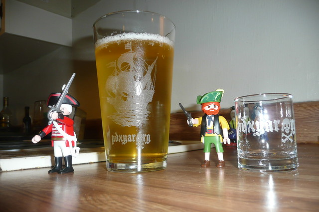 PDXYAR beer glass