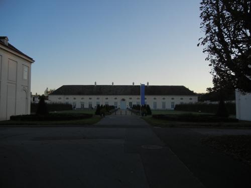 DSCN1223 _ Restaurant & Porzellan Museum, Augarten, Wien, 6 October - 500