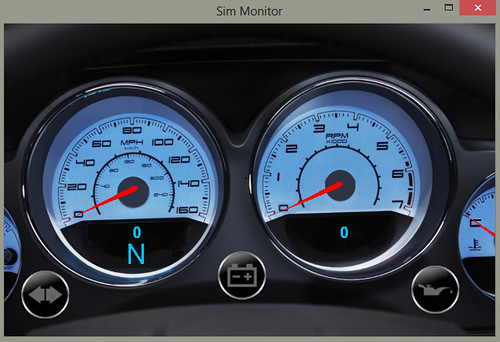 Sim Monitor 1