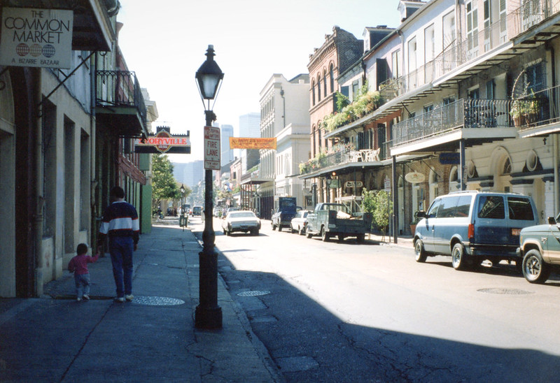 New Orleans, 1990