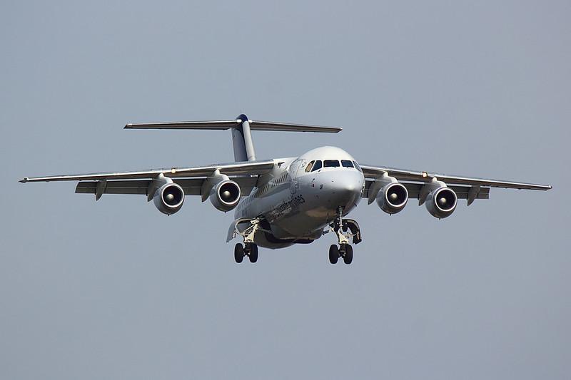 Brussels Airlines - RJ10 - OO-%%% (1)
