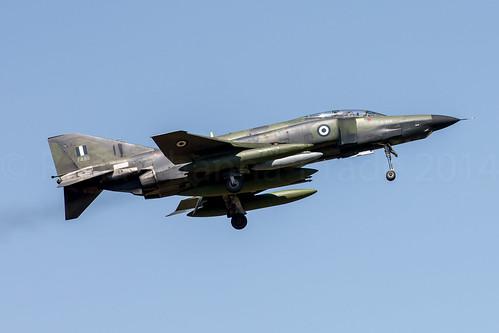 Hellenic AF RF-4E Phantom II