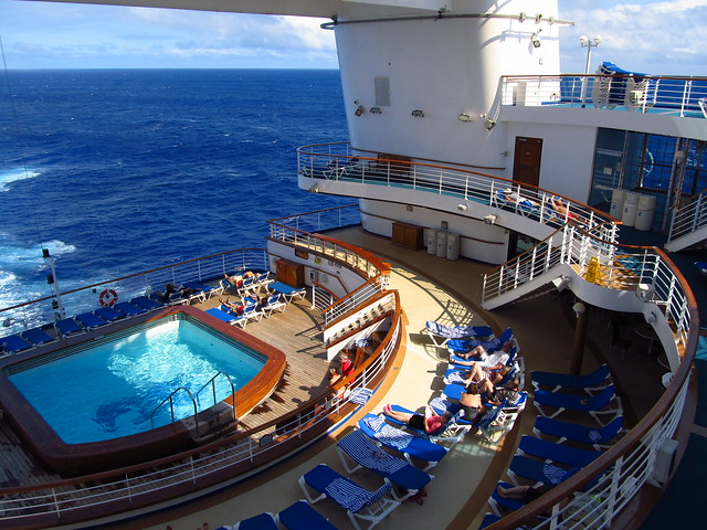 Star Princess Aft Pool Cruise Critic Message Board Forums