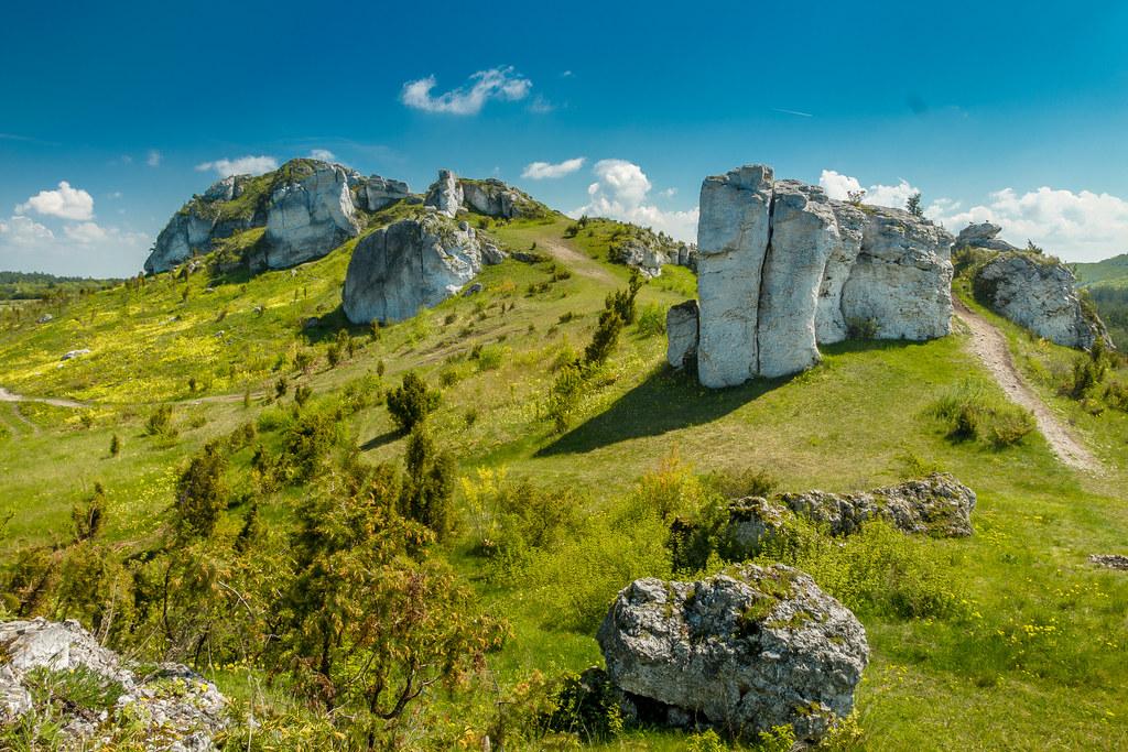 Góry Sokole #1 HDR - Jura - Polska / Poland