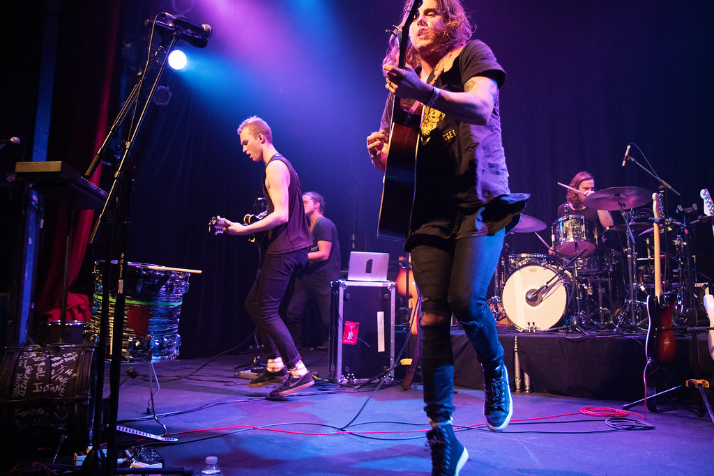 Judah And The Lion - Denver concert photos