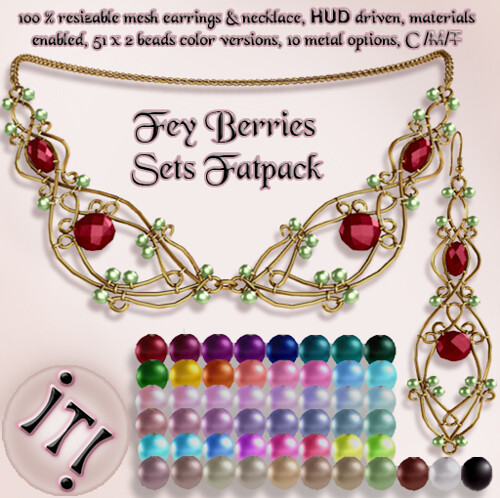 !IT! - Fey Berries Sets Fatpack Image