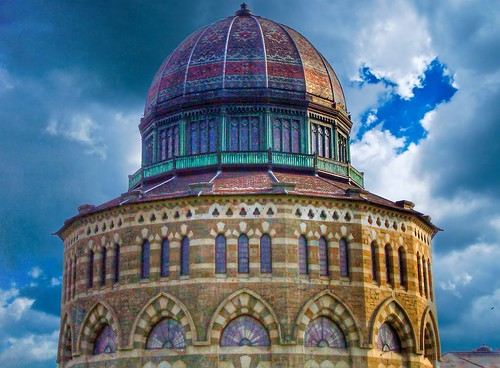 Schenectady  New York ~ Nott Memorial Hall ~ Union College ~ HIstorical