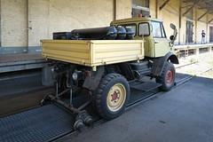 Unimog Shunting Truck